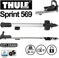 Nosič kol Thule Sprint 569 XT