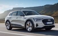 Příčníky Audi E-tron 2019- integrované podélníky Wingbar Evo
