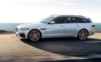 Příčníky Jaguar XT Sportbrake 18- s integrovanými podélníky Winbar Evo