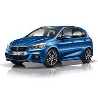 Příčníky BMW 2 Active Tourer 14- s integrovanými podélníky