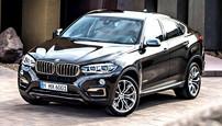 Příčníky BMW X6 15- s integrovanými podélníky