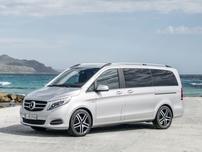 Příčníky Mercedes-Benz Vito 15- s podélníky Wingbar Evo