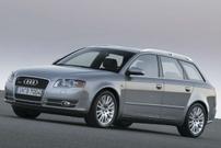Příčníky Audi A4 Avant s podélníky