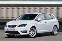 Příčníky Seat Ibiza ST Kombi 10-17 inegrované podélníky Wingbar Evo