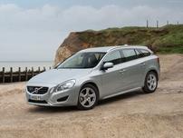 Příčníky Volvo V60 10- s integrovanými podélníky Wingbar evo