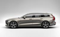 Příčníky Volvo V60 Cross Country 19- s integrovanými podélníky WINGBAR EVO