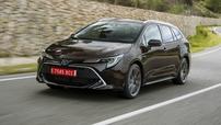 Příčníky Toyota Corolla Touring Sport 2019- integrované podélniky