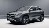 Příčníky Mercedes-Benz GLA 20- s integrovanými podélníky