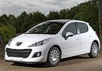 Příčníky Peugeot 207 06-