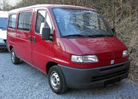 Příčníky Fiat Ducato 4.dv autobus 06-
