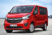 Příčníky Opel Vivaro 15- s pevnými body
