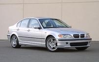 Příčníky BMW 3 98-04 s pevnými body Alu tyče