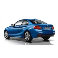 Příčníky BMW 2 Coupé 14- s pevnými body Alu tyče