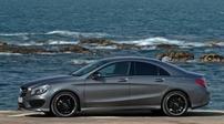 Příčníky Mercedes-Benz CLA 13- s pevnými body Alu tyče