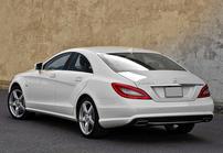 Příčníky Mercedes-Benz CLS 10- s pevnými body Alu tyče