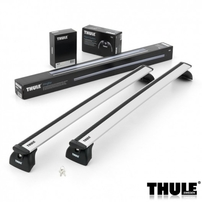 Příčníky Thule 753+7113+kit