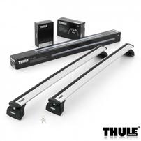 Příčníky Thule 753+7114+kit