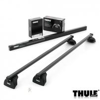 Příčníky Thule 753 + 7121 + kit