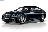 Příčníky BMW 5 sedan 2010-