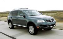 Příčníky VW Touareg 02-09 s T-profilem