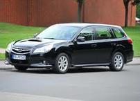 Příčníky Subaru Legacy kombi 09-