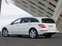 Příčníky Mercedes-Benz R-klasse 06- s pevnými body