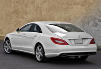 Příčníky Mercedes-Benz CLS 10- s pevnými body
