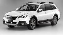 Příčníky Subaru Outback 10-14