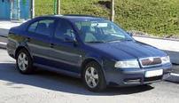 Příčníky Škoda Octavia I 97-04 s pevnými body AERO