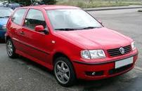 PŘÍČNÍKY VW POLO V 95-01 Alu tyče