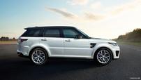Příčníky Land Rover Range Rover Sport 14- s integrovanými podélníky Alu tyče