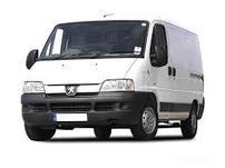 Příčníky Peugeot Boxer VAN 06- AERO