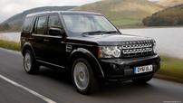 Příčníky Land Rover Discovery IV 09- s T-profily Alu tyče