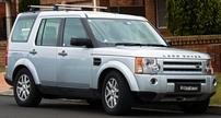 Příčníky Land Rover Discovery III (04-09) s T-profily Alu tyče