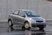 Příčníky Toyota Yaris 05-11