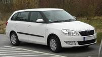 Příčníky Škoda Fabia II Combi 08-14