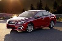 Příčníky Subaru Impreza 2011-2016