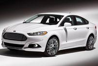 Příčníky Ford Mondeo Sedan 15-