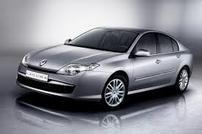 Příčníky Renault Laguna III 07-  liftback