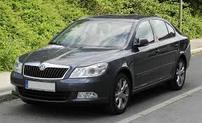 Příčníky Škoda Octavia II (04-12) sedan