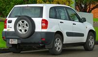 Příčníky Toyota RAV 4 00-05 AERO