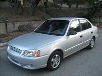 Hyundai Accent 4.dv sedan 2000-05 AERO