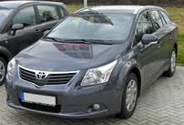 Příčníky Toyota Corolla kombi 00-06 AERO