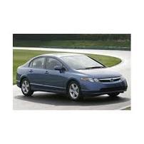 Příčníky Honda Civic sedan 05-11 AERO