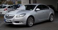 Příčníky Opel Insignia 09- AERO