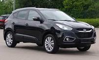 Příčníky Hyundai ix35 AERO