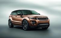 Příčníky Land Rover Range Rover Evoque 11- Alu tyče