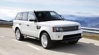 Příčníky Land Rover Range Rover Sport 04-13 Alu tyče