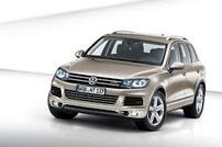 Příčníky VW Touareg 10-Alu tyče