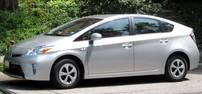 Příčníky Toyota Prius 09-AERO